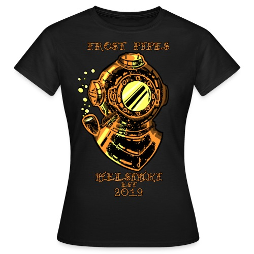 Brass Nautical Piper LIMITED EDITION - Women's T-Shirt