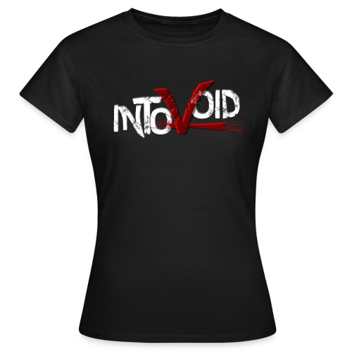 intovoid weiss tr png - Frauen T-Shirt