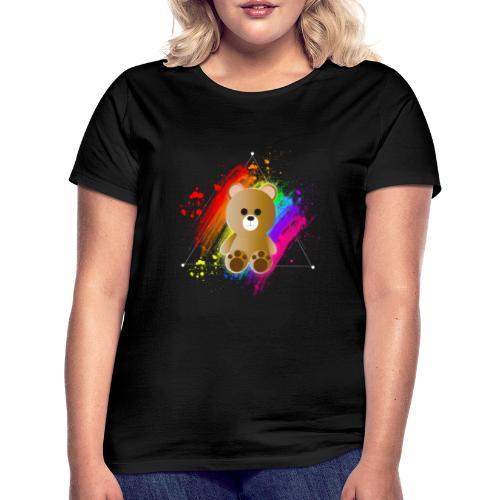 teddybär - Frauen T-Shirt