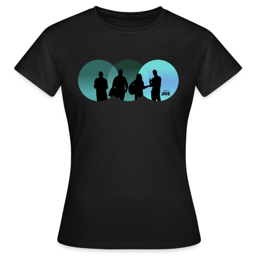 Motiv Cheerio Joe blue - Frauen T-Shirt