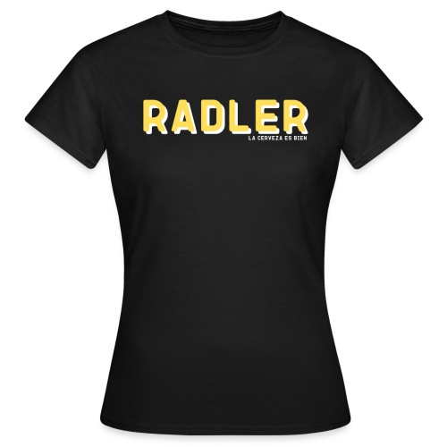 RADLER - Camiseta mujer