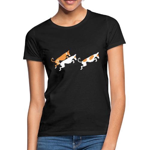 Drei Podencos - Frauen T-Shirt