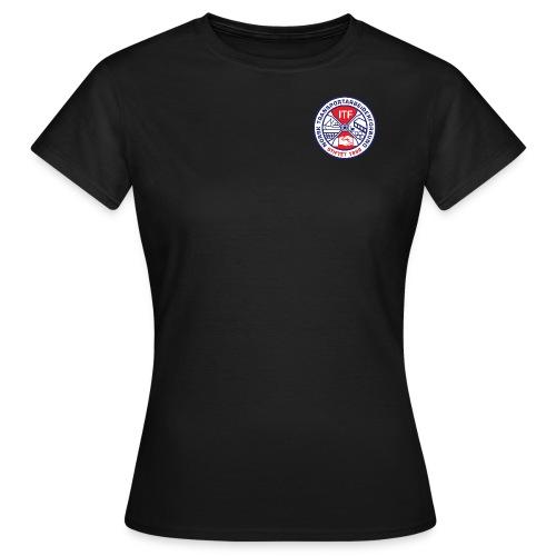Logo png - T-skjorte for kvinner