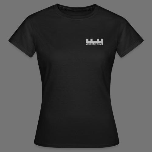 TTN LOGO - Frauen T-Shirt