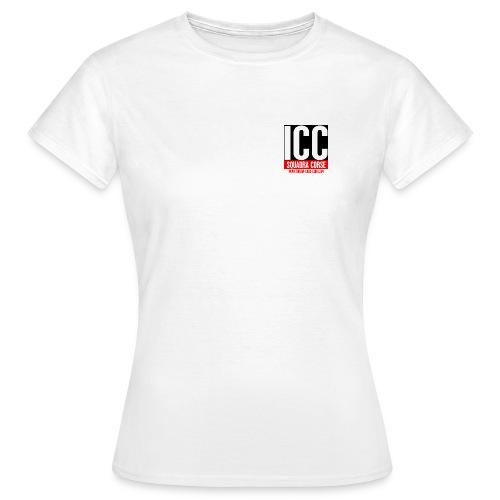 squadracorseICC - T-shirt Femme