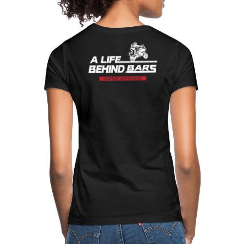 ABT White Graphic - Women's T-Shirt