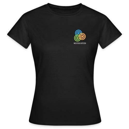 Meisterschützen Vollfarben - Frauen T-Shirt