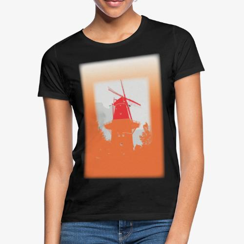 Mills orange - Maglietta da donna