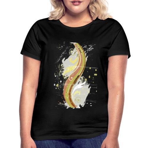 grunge3 - Frauen T-Shirt