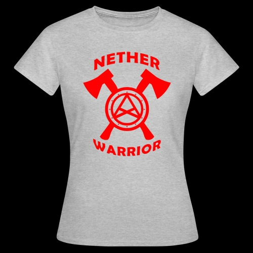 Nether Warrior T-shirt - Maglietta da donna