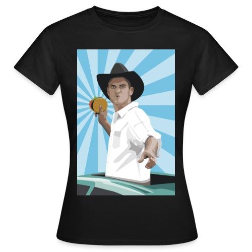 Neg burger spiral - Women's T-Shirt