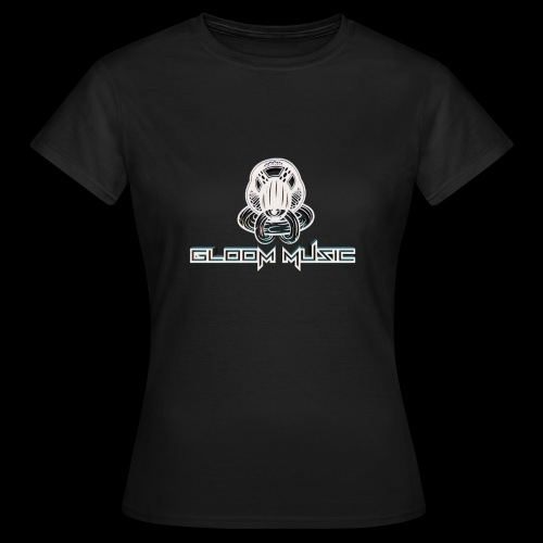 GLOOM MUSIC LOGO 3D - Women's T-Shirt