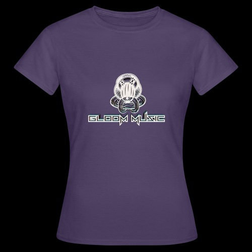 GLOOM MUSIC LOGO 3D - Women's T-Shirt