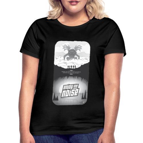 5 Cthluhu3 02 01 png - T-shirt Femme