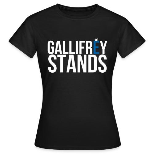 gallifrey stands - Women's T-Shirt