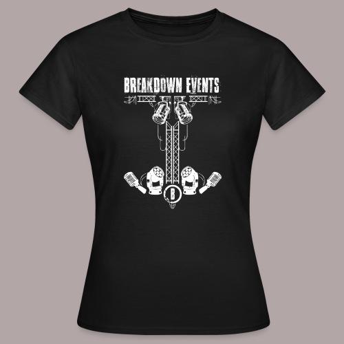 Breakdown Anker Motiv - Frauen T-Shirt