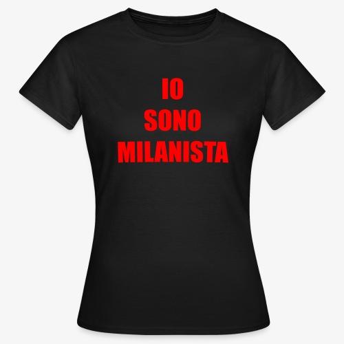 Per veri milanisti - Maglietta da donna