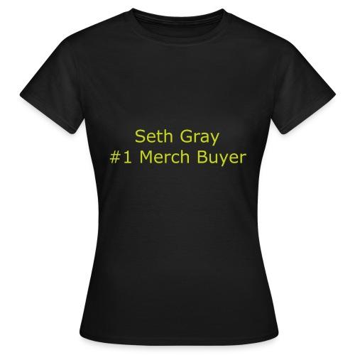 First Merch Buyer - Women's T-Shirt