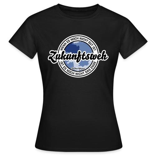 Zukunftsweh - Frauen T-Shirt