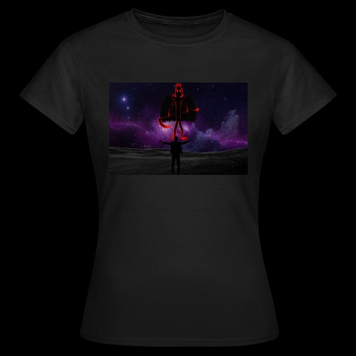 Praise The Dark One - Women's T-Shirt
