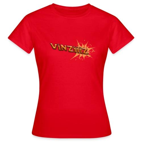 Vinziiiz - T-shirt dam