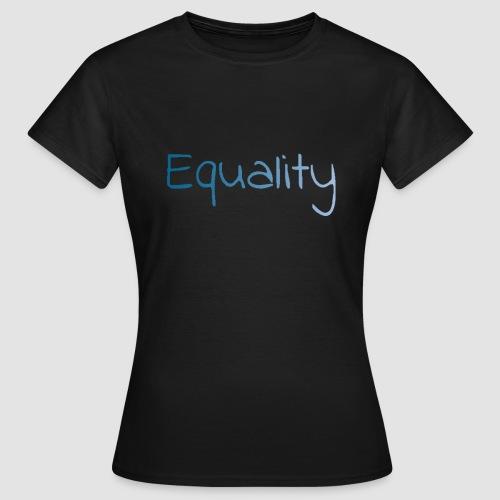 equality - T-shirt dam