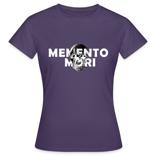 54_Memento ri - Frauen T-Shirt