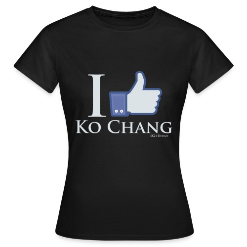 Like-Ko-Chang-White - Women's T-Shirt