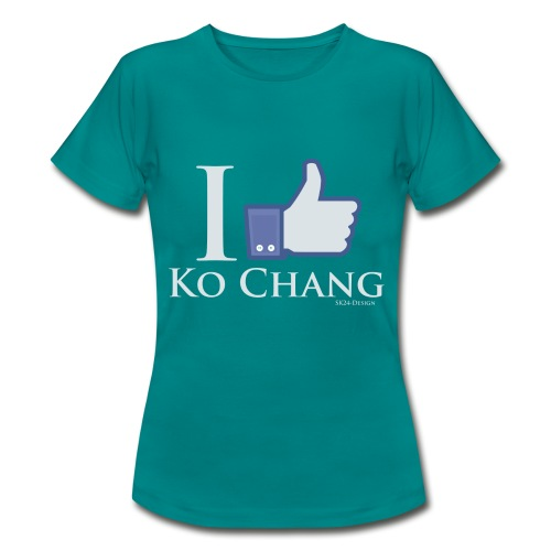 Like-Ko-Chang-White - Frauen T-Shirt