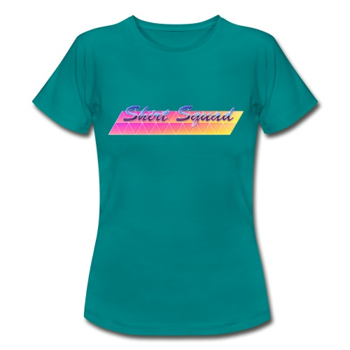 80's Shirt Squad - Women's T-Shirt