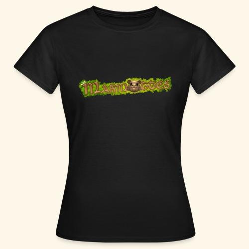 marmottes logo HD - T-shirt Femme