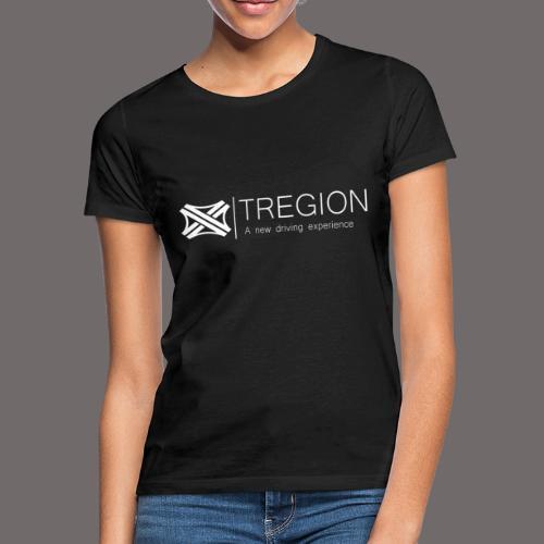 Tregion Logo wide - Women's T-Shirt