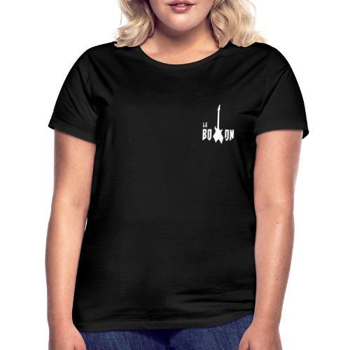 logos blanc le boxon (friends) - T-shirt Femme