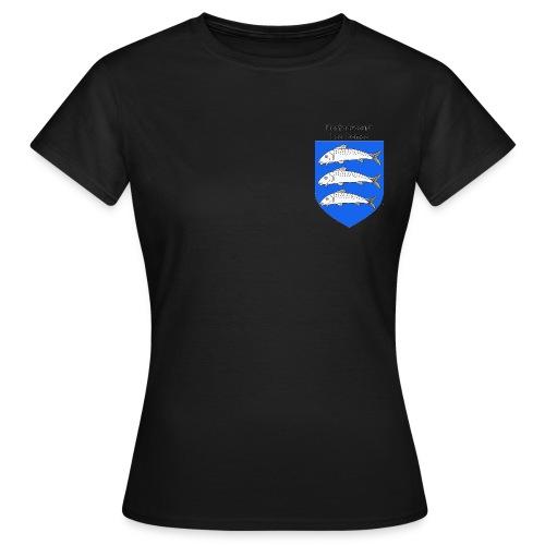 Berteaucourt les Dames 3 gif - T-shirt Femme
