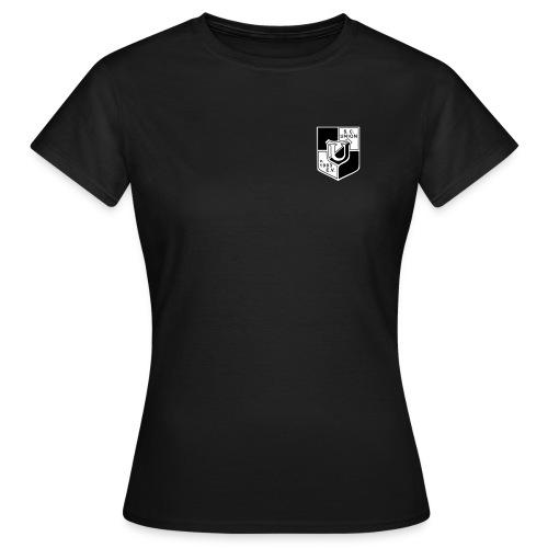 logo union03 weisshinterg - Frauen T-Shirt