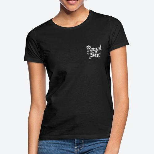 Royal Sin | RS2W - T-shirt dam
