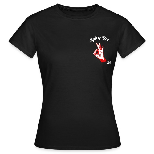 Invert Spicy Boi - Women's T-Shirt
