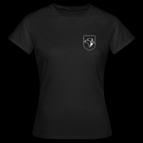Shield Bandit - white - Women's T-Shirt