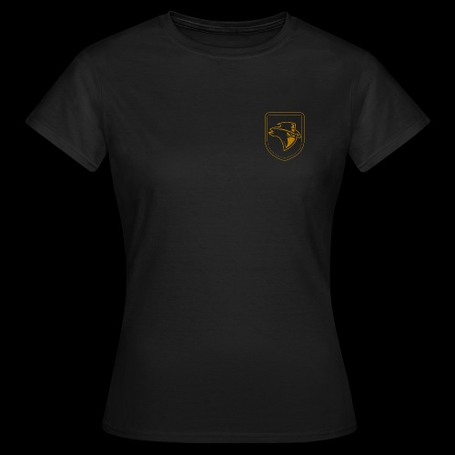 Shield Bandit - bronze - Women's T-Shirt