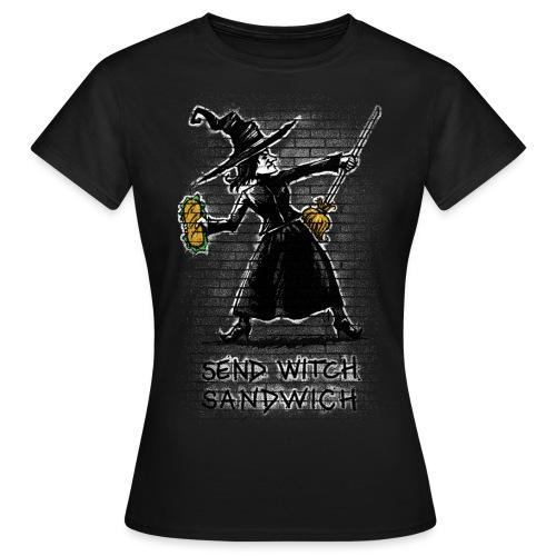 Send Witch Sandwich - Women's T-Shirt