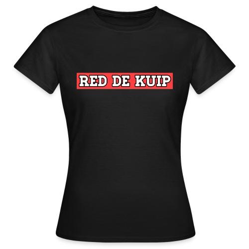 Red De Kuip - Vrouwen T-shirt