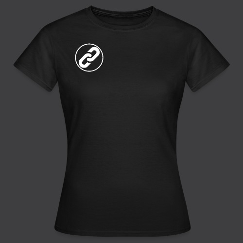 White Connect Logo png - Women's T-Shirt