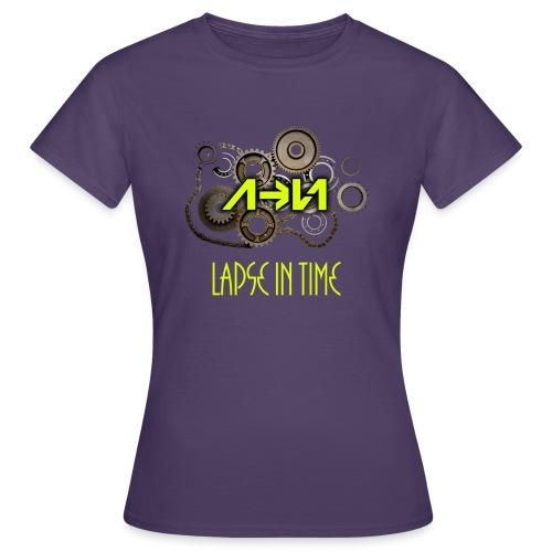 lapse in time shirt - Women's T-Shirt