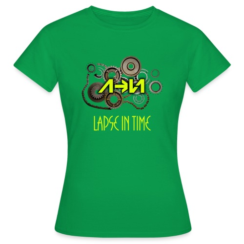 lapse in time shirt - Women's T-Shirt