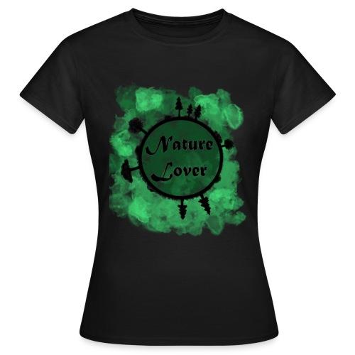 Naturliebhaber - Frauen T-Shirt