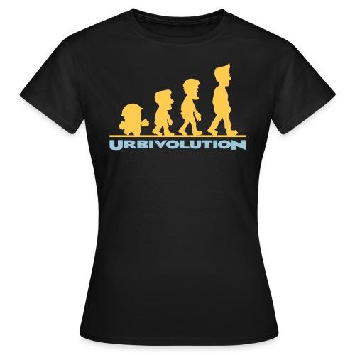 Urbivolution - Frauen T-Shirt