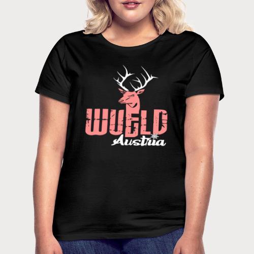Wüld Austria - Frauen T-Shirt