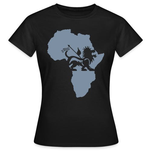 lion_of_judah_africa - Women's T-Shirt