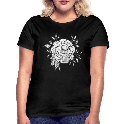 """""""Floral"""" Shirt - Frauen T-Shirt"""