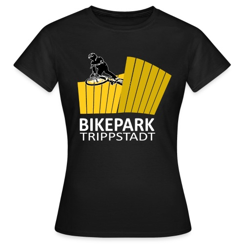 Classic groß weiß gelb - Frauen T-Shirt